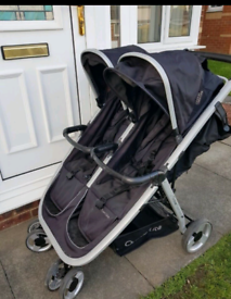Oyster Twin Lite Double Pushchair