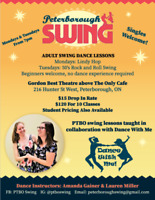 Lindy Hop and Rock n' Roll Swing Dance Classes