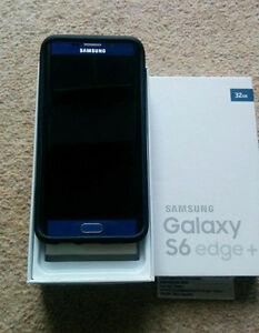 Samsung s6 edge Plus 32gb trade or 500 firm
