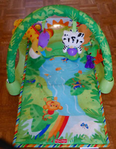 Baby mat - Fisher Price Rainforest play gym