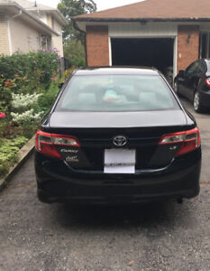 Great Camry LE