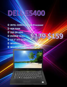 Winter  2018 Laptop Sale - Starting at only $159 - Windows 10