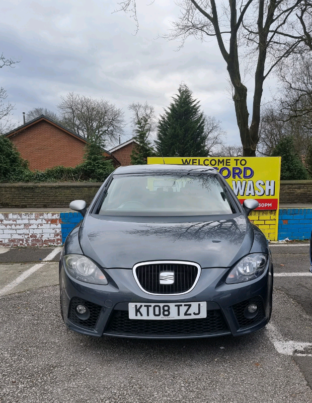 Seat leon fr550!! Only 550 made!
