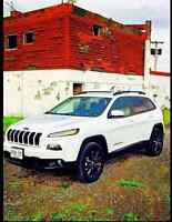 """Jeep Cherokee North """"Altitude Package"""""""