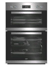 Beko BDQ22300X Built In Double Oven RRP £400. SAVE £50. LOCAL DELIVERY
