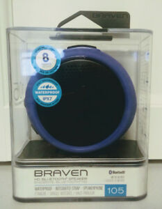Braven 105 HD Bluetooth Speaker