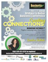 Business Conference - Bridges to Better Business
