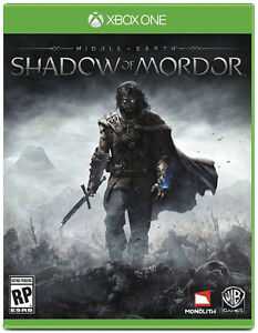 SHADOW OF MORDOR LORD OF THE RINGS XBOX ONE NEUF