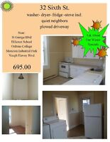 32 sixth st 2 bedroom , near oultons , st george blvd,hillcrest
