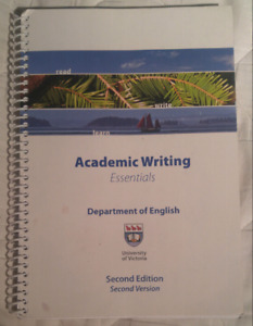 UVic ENGL 135/146 Textbook