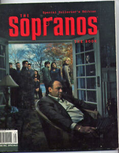 SOPRANOS – THE BOOK * SPECIAL COLLECTOR'S EDITION