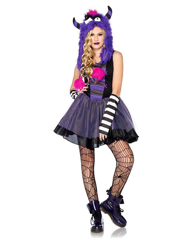 your guide to teenage monster halloween costumes - Halloween Costume Monster