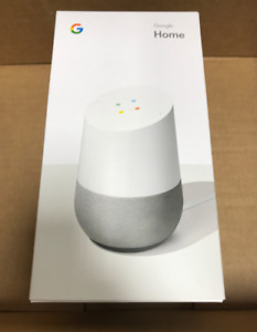 new google home speaker haut-parleur assistant neuf