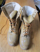 Used Steel Toe Work Boots With Lots of Kick Left Peterborough Peterborough Area Preview