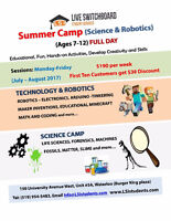 Summer Camp for Kids (Ages 7-12)