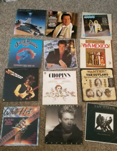 RECORD COLLECTION - Aerosmith, and more