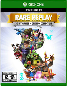 UP FOR TRADE RARE REPLAY XBOX ONE TRADE FOR PS4 / XBOX ONE GAMES Cambridge Kitchener Area image 1