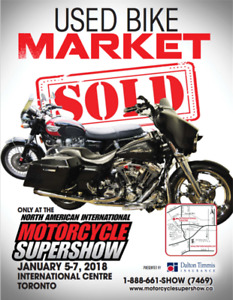 Do you have a Motorcycle you want to sell?