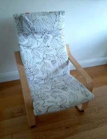Poang IKEA chair
