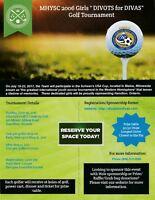 """""""Divots for Divas"""" Golf Tournament at Glendale G&CC"""