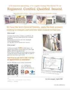 Certified Restaurant Kitchen Exhaust Hood Cleaning Kitchener / Waterloo Kitchener Area image 1