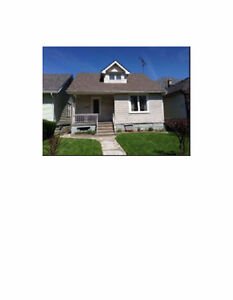 Nice 4 Bdrm/1.5bath home w full basement for Rent from July 1
