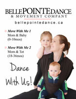Parent and Toddler Dance