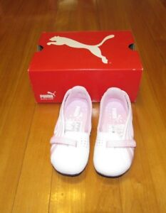 PUMA - Souliers petites filles / Running shoes girls - NEW