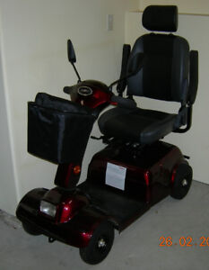 Personal Mobility Scooter