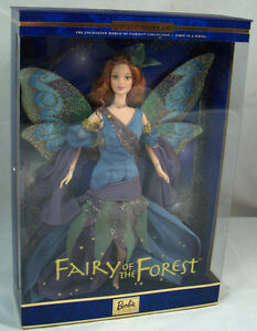 FAIRY OF THE FOREST BARBIE COLLECTOR EDITION *NEW* MATTEL