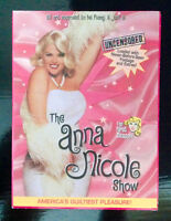 The Anna Nicole Show Full DVD Set
