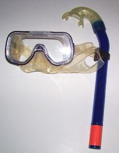 Sea Sports Full Foot Fins, Snorkel and Tusa Mini Kleio Mask London Ontario image 3