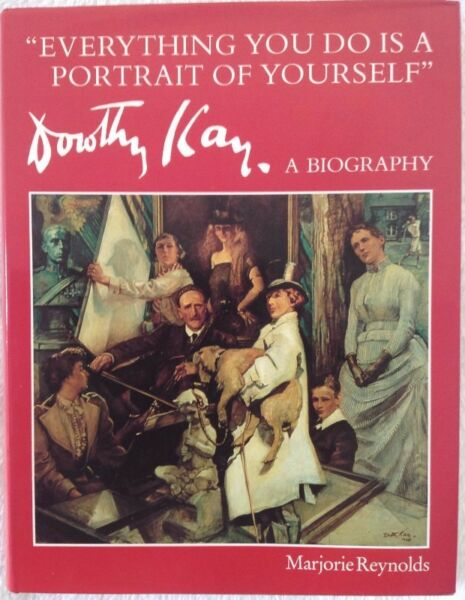 Dorothy Kay - A Biography - Hardcover - by Marjorie Reynolds - gift quality