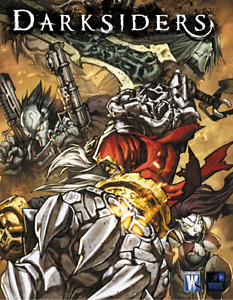 Darksiders Comic