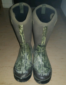 Bogs winter boots - camo