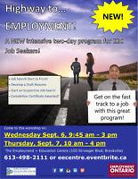 Highway to Employment - NEW EEC workshop