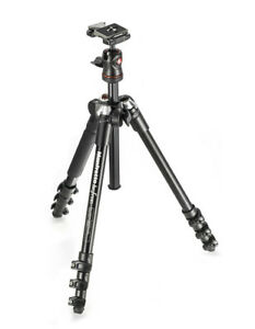 Manfrotto BeFree Compact Lightweight Tripod for Travel Photograp