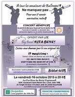 Concert BIG BAND 17 musiciens