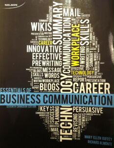 Essentials of Business Communication: 7th Edition