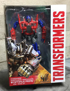 Transformers Optimus Prime Figure