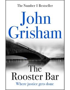 The Rooster Bar by John Grisham (Paperback)