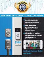 Home Security, Intercom System