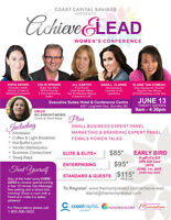 Achieve & Lead Women's Entrepreneurial Conference 2016
