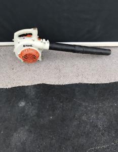 Used STIHL BG55 Handheld Leaf Blower Snow Blower