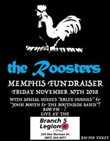 BR. 5:  MEMPHIS FUNDRAISER for THE ROOSTERS