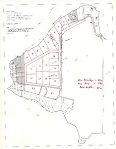 2 large waterfront parcels in Ontario