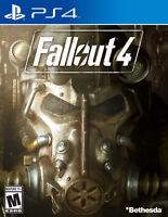 Brand New Unopened Copy of Fallout 4 for PS4