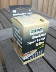 ProRep Basking Spot Lamp 60w ES