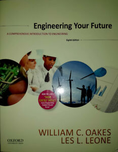 Engineering Your Future 8th Edition Textbook