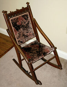 ANTIQUE Chairs (rockers)